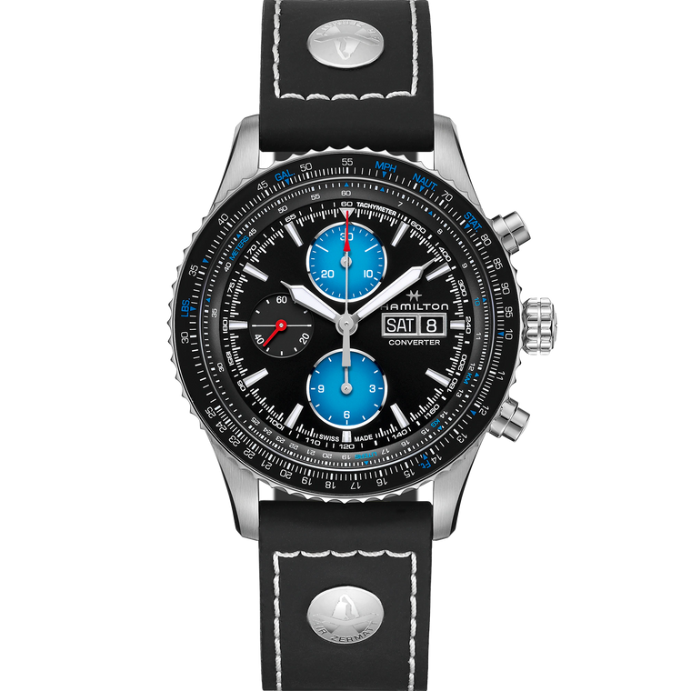 Hamilton H76706730 Air Zermat Limited Edition Chronograph 44mm