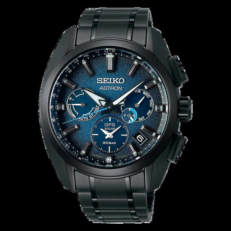 Seiko Astron SSH105 Limited Edition Neon Tokyo 5X53 GPS Solar