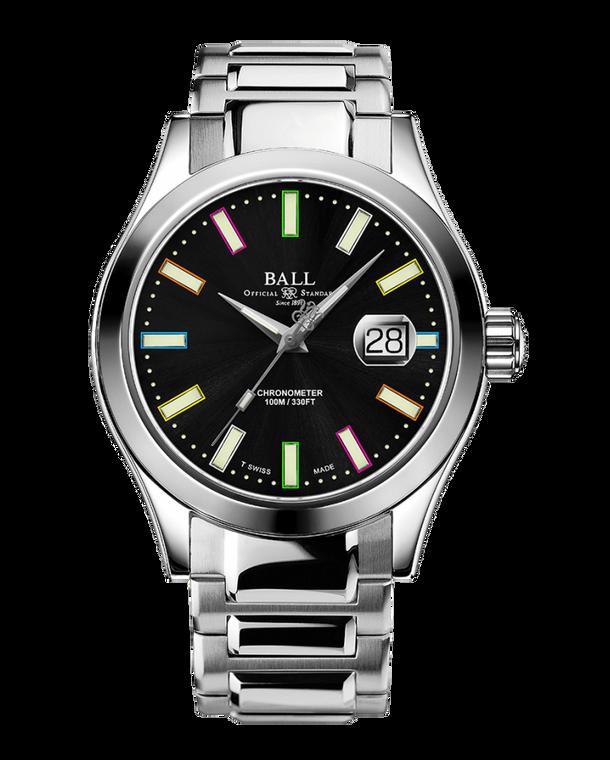 Ball NM9028C-S29C-BK Engineer III Marvelight Chronometer Caring Edition 43mm