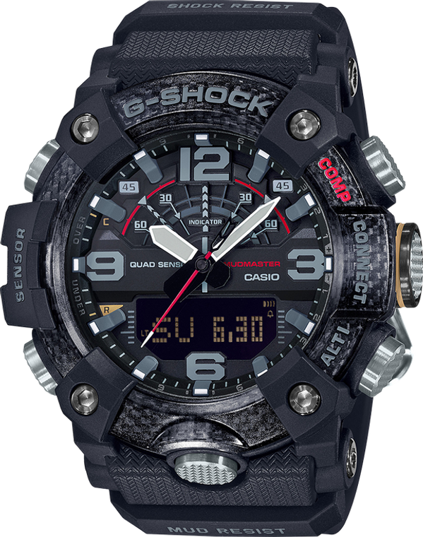 G-Shock GGB100-1A Master of G Mudmaster // Pre-Owned