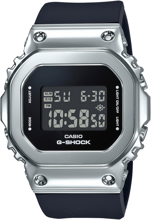 G-Shock GMS5600-1 Ladies Active Styling Digital // Pre-Owned