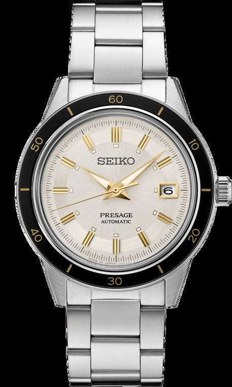 Seiko Presage SRPG03 60's Collection Cream Dial
