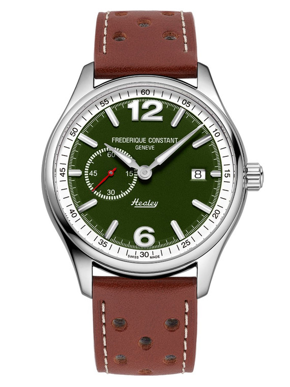 Frederique Constant FC-345HGRS5B6 Vintage Rally Healey Automatic Small Seconds