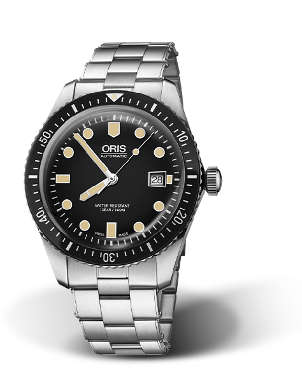Oris Divers Sixty-Five 42mm Black Dial // Pre-Owned