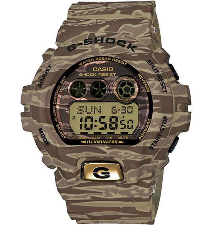 Casio G-Shock Classic Camo GDX6900TC-5