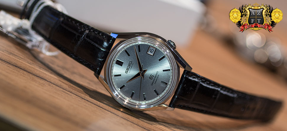 online store bd0d4 25549 Grand Seiko 62GS Automatic SBGR095 Limited Edition : Hands ...
