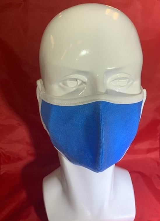 Reusable Anatomical Earloop Facemasks - 1 Each