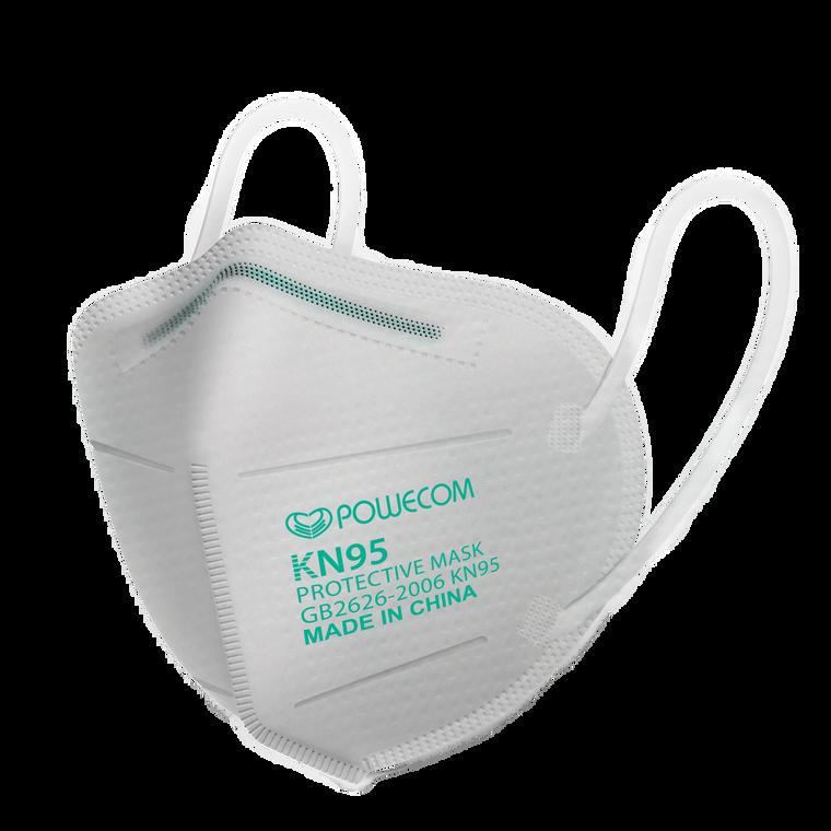 KN95 Face Masks ( FDA APPROVED) Pack/10 White
