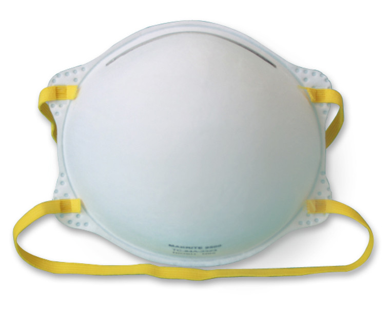 Makrite N95 NIOSH CDC Approved Facemask Respirator - EACH