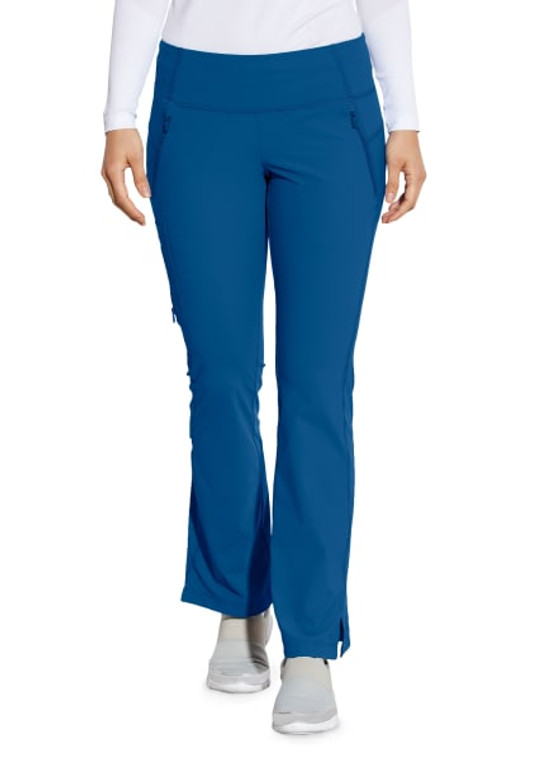 Grey's Anatomy EDGE 7 Pkt Yoga W/Zip Cargo Nova Pant
