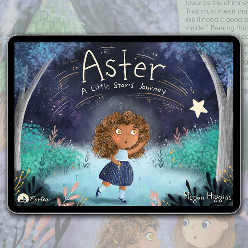 Aster - A Little Star's Journey - Image 1