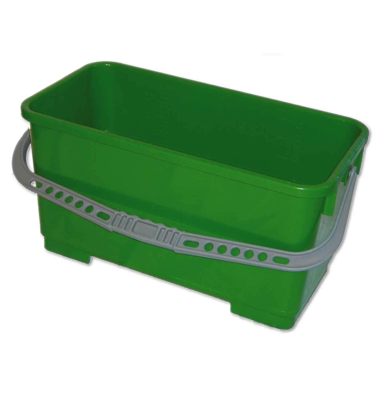 Rectangular Window Bucket 6 gallon