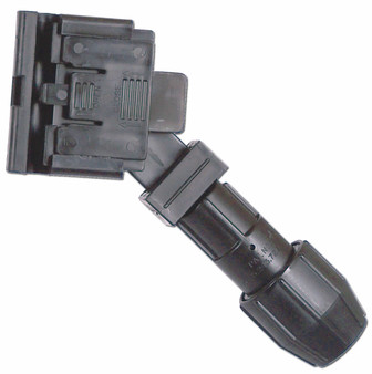 Connector for Plastic Flat Grid Mop Frame is Required to for Handle to attach to Flat Mop Grid Frames swivels.