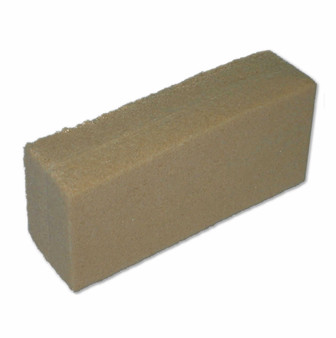"Rubber Sooty Sponge is Individually Bagged; size is 6"" x 3"" x 1.75"".  4 Sponges come with each order."