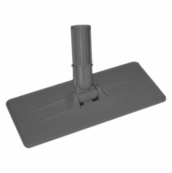 """Utility Pad Holder Doodlebug, 3¾"""" x 8¾"""" Threaded Pad Holder with with special grippers that hold 4 5/8 x 10 'Doodlebug' Style Cleaning Pads."""