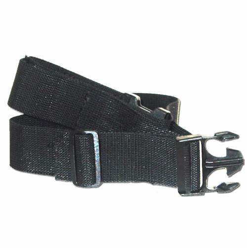 "This Heavy Duty 2"" Nylon Belt is for the Water Holster is available on this website. This belt is adjustable to  size 44"" and has a convenient long lasing slide release"