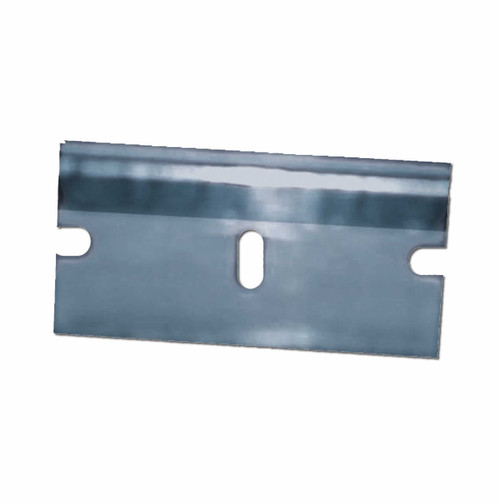 Single Edged Razor Blades 100 pack Replacement Razor Blades are US Made of High quality steel.