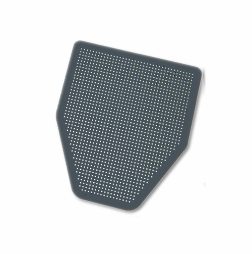 Disposable Urinal Floor Mats 6 mats in a pack -  Disposable and Absorbent Floor Mats  last 4- 6 weeks.