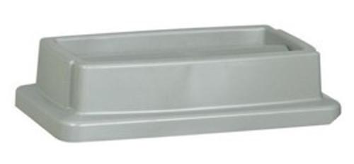 Tip Top Lid Gravity Drop  for Rectangular trash receptacle