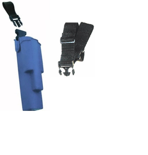 Water Holster w/ Quick Release Belt Clip and Belt.