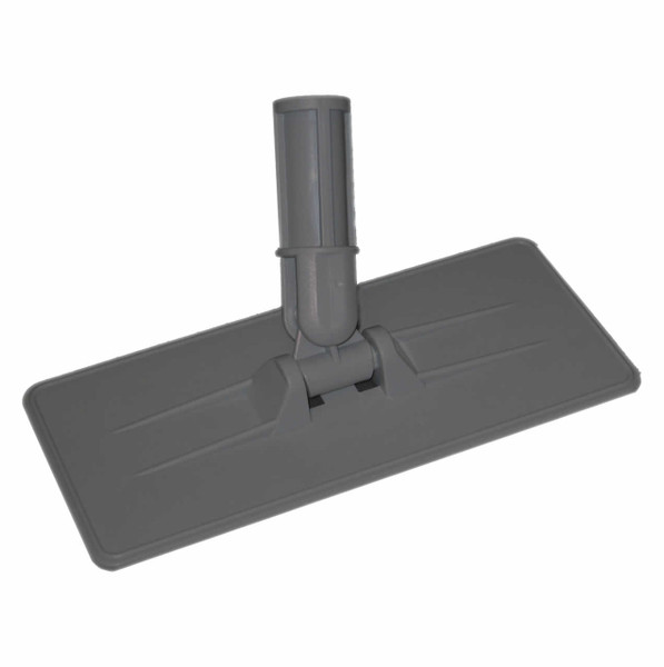 "Utility Pad Holder Doodlebug, 3¾"" x 8¾"" Threaded Pad Holder with with special grippers that hold 4 5/8 x 10 'Doodlebug' Style Cleaning Pads."