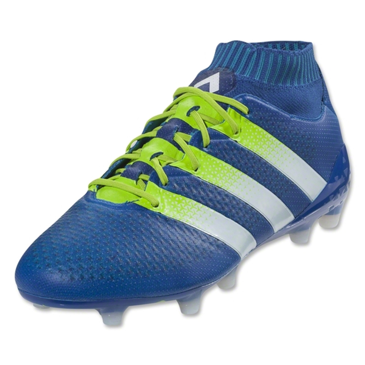 95af7a157 Adidas Ace 16.1 Primeknit FG - Blue - Soccer City