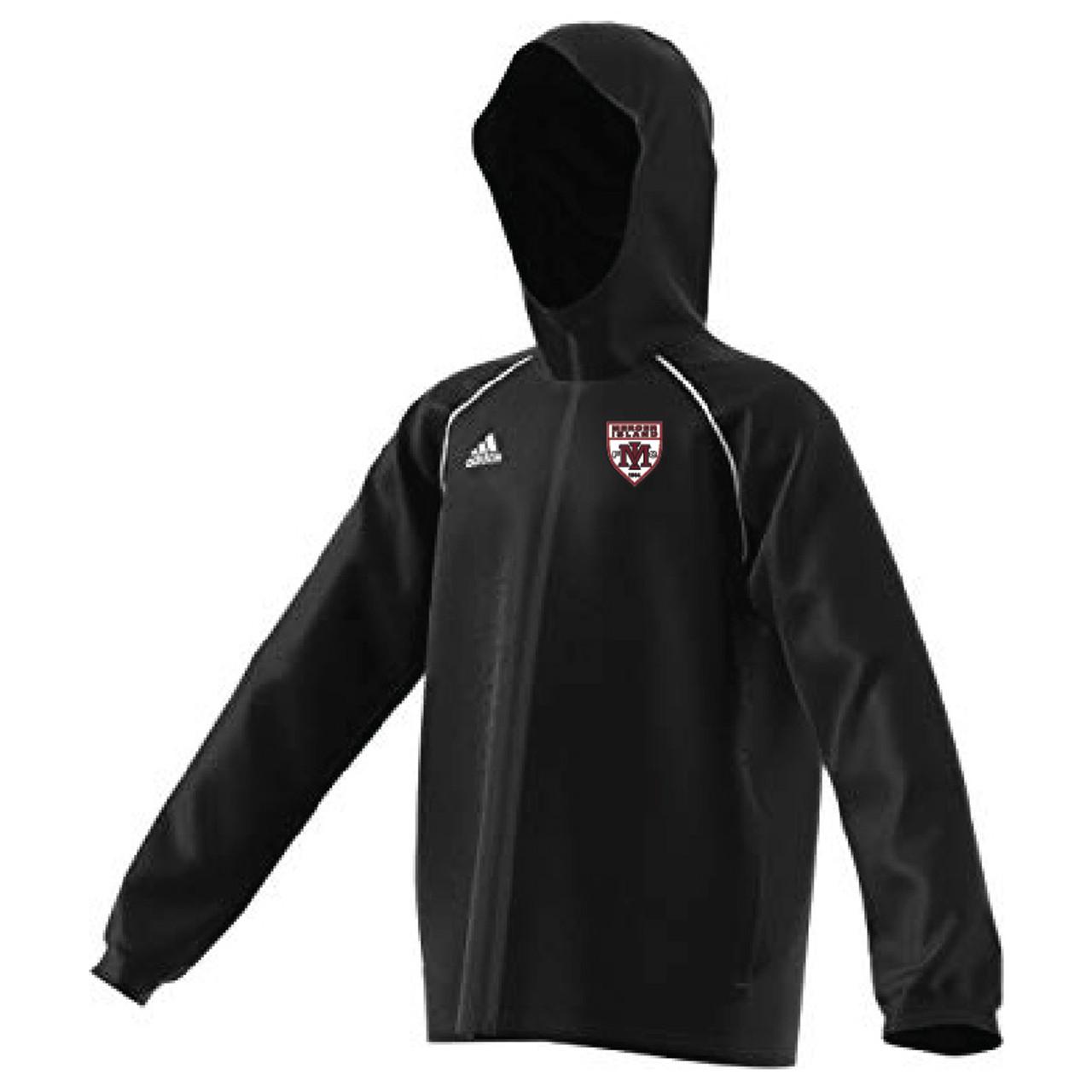 b769db4dd103 adidas Core 18 Rain Jacket - MIFC - Soccer City