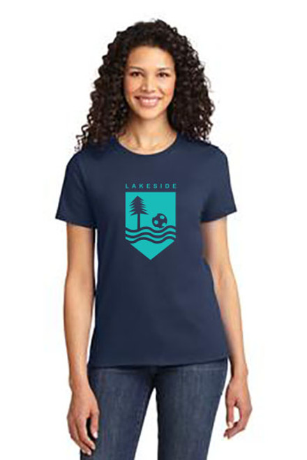 Lakeside Soccer - Ladies T-Shirt