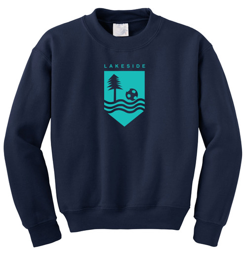 Lakeside Soccer - Crewneck Sweatshirt, Adult/Youth