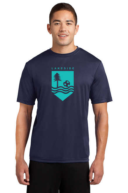 Lakeside Soccer - Tech T-Shirt, Adult/Youth