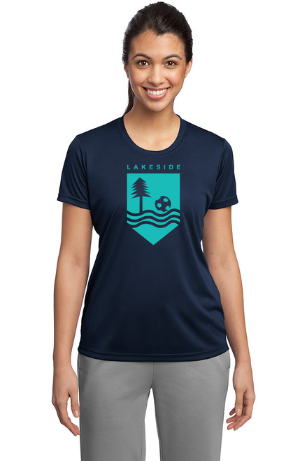 Lakeside Soccer - Tech T-Shirt, Ladies