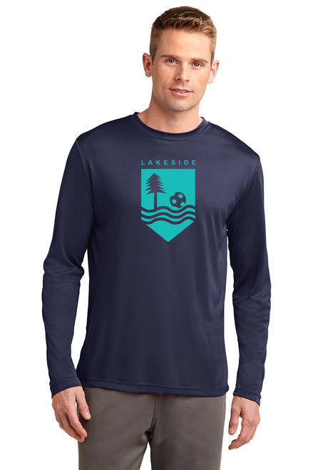 Lakeside Soccer - Tech Longsleeve, Adult/Youth