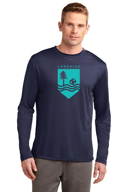 Lakeside Soccer - Tech Longsleeve, Adult/Youth