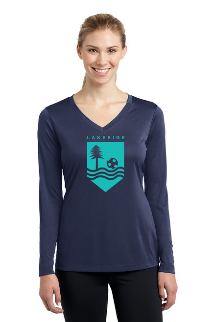 Lakeside Soccer - Tech Longsleeve, Ladies