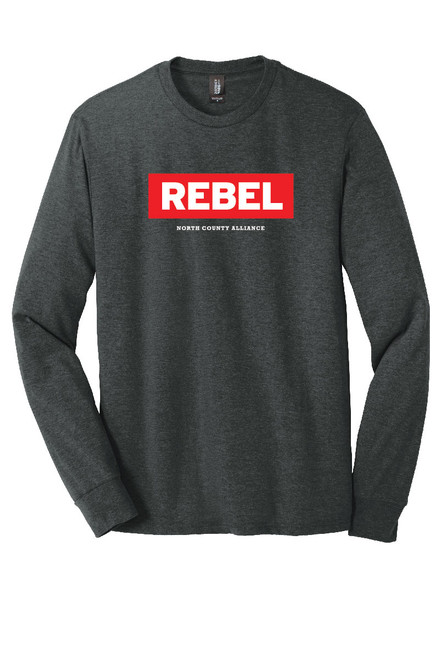 NCA Rebel Block Longsleeve
