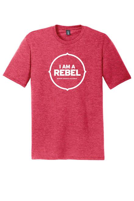NCA I Am A Rebel T-Shirt