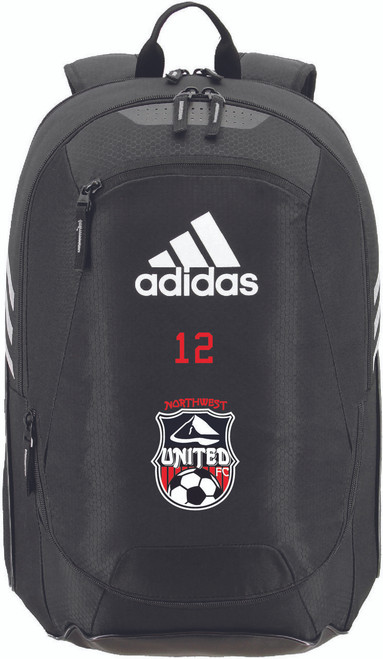 adidas Stadium II Backpack front (NWU)