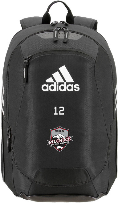 adidas Team Stadium Backpack, Black, Front