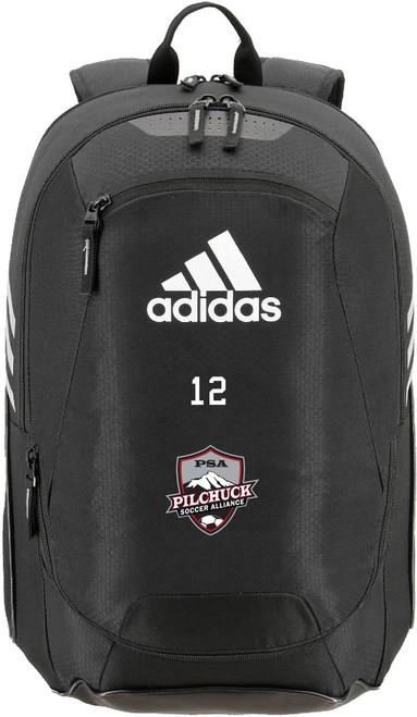 adidas Team Stadium Backpack, Black, Front