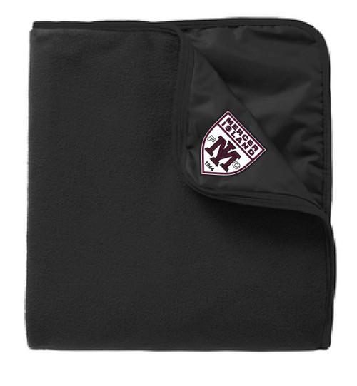 MIFC Blanket - Fleece/Nylon