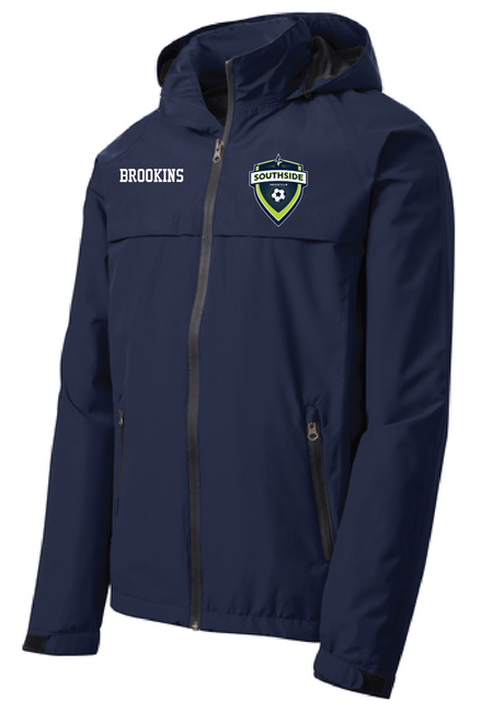 Southside FC Rain Jacket, Adult