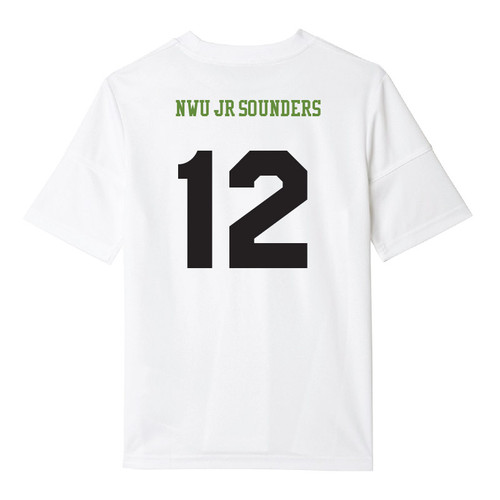 adidas Squadra 17 SS Jersey (NWU U9-12)