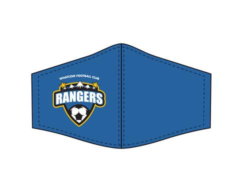 Rangers Reusable Face Mask