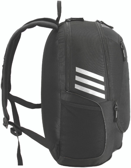 adidas Stadium II Backpack side (NWU)