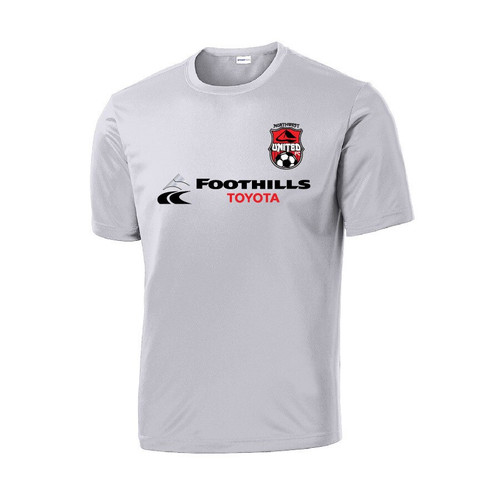 Tech Training T-shirt (NWU U9-U12 / U13+)