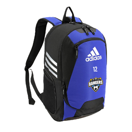 adidas Stadium II Backpack (Rangers)