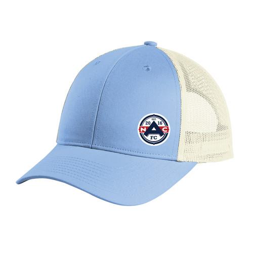NCA Fan Hat : Retro Woven Patch