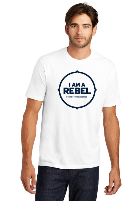 NCA Fan T-shirt : I am a REBEL