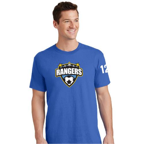 Rangers Fan T-Shirt