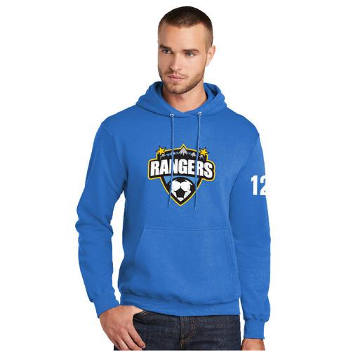 Rangers Fan Hoodie